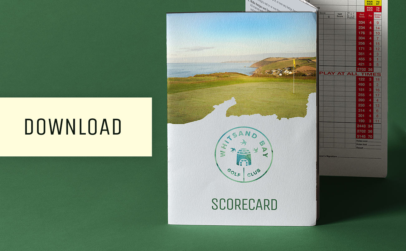 Whitsand Bay Scorecard